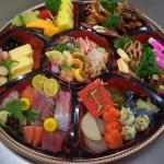 お正月 パック皿鉢