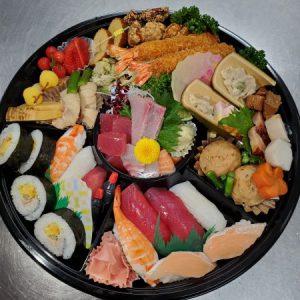 パック皿鉢 (2人前)